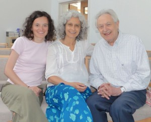 Elena Loghin, Liliana Lammers, Michel Odent