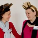 Monica Reu şi limbajul girafelor şi al şacalilor la Braşov, la Academia Heidi