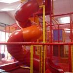 Toboganul, frica şi Playful Parenting