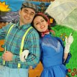Mary Poppins şi ziua mărțișoarelor