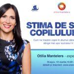 Te-a ajutat să ai o relație minunată cu copilul tău! Otilia Mantelers revine în 10 martie la Brașov