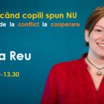 Monica Reu, primul trainer român certificat de comunicare nonviolentă din nou la Brașov!