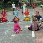 """Proiectul Bambini şi prima """"Stradă pentru Copii"""" din Braşov"""