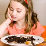 Pledoarie împotriva mâncatului TOT din farfurie