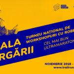 Școala Alergării cu Robert Hajnal- primul turneu de workshopuri despre alergare din România!